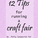 12 Tips for Running a Craft Fair