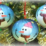 Turn a Photo into a Christmas Ornament