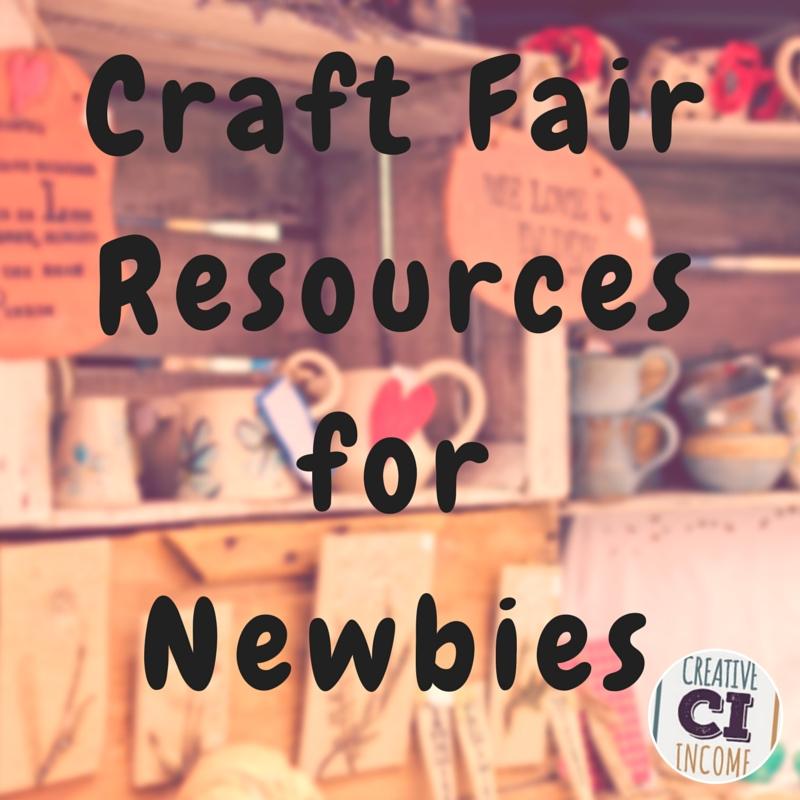 Craft Fair Resources for Newbies – Indie Crafts