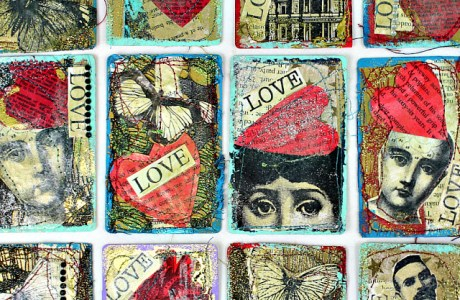 Join this LOVE themed ATC Swap!