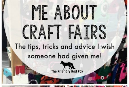 15 Things No One Tells You About Craft Fairs