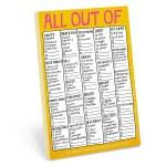 Get Your Shit Together – List Organization
