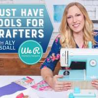 Must-Have Tools for Crafters with Aly Dosdall