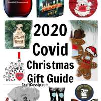 Covid 2020 Christmas Keepsake Gift Guide
