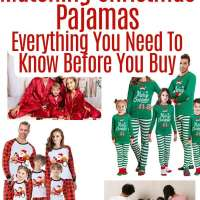 Matching Christmas Pajamas- Everything You Need To Know Before You Buy