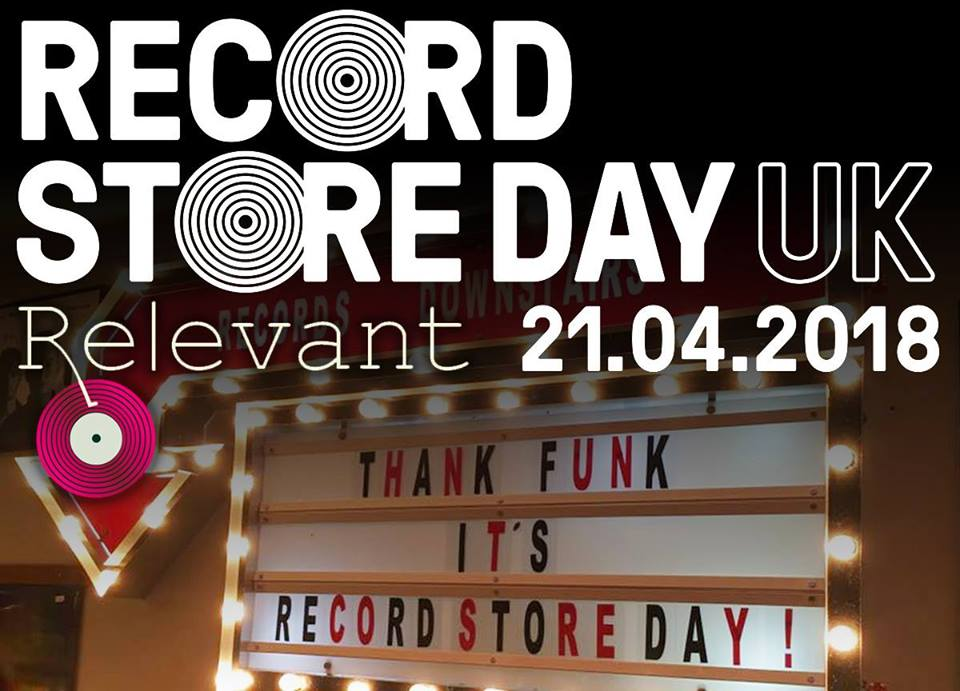 Relevant Records speaks to Indie Crush about Record Store Day 2018