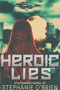 MG superhero ebook covers