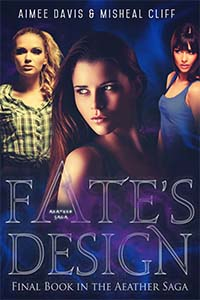 YA ebook cover