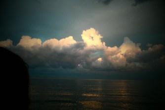 5 am sea view