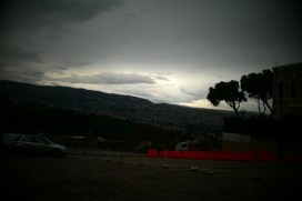 Dreary Beirut