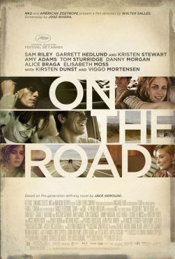On the Road - poster art