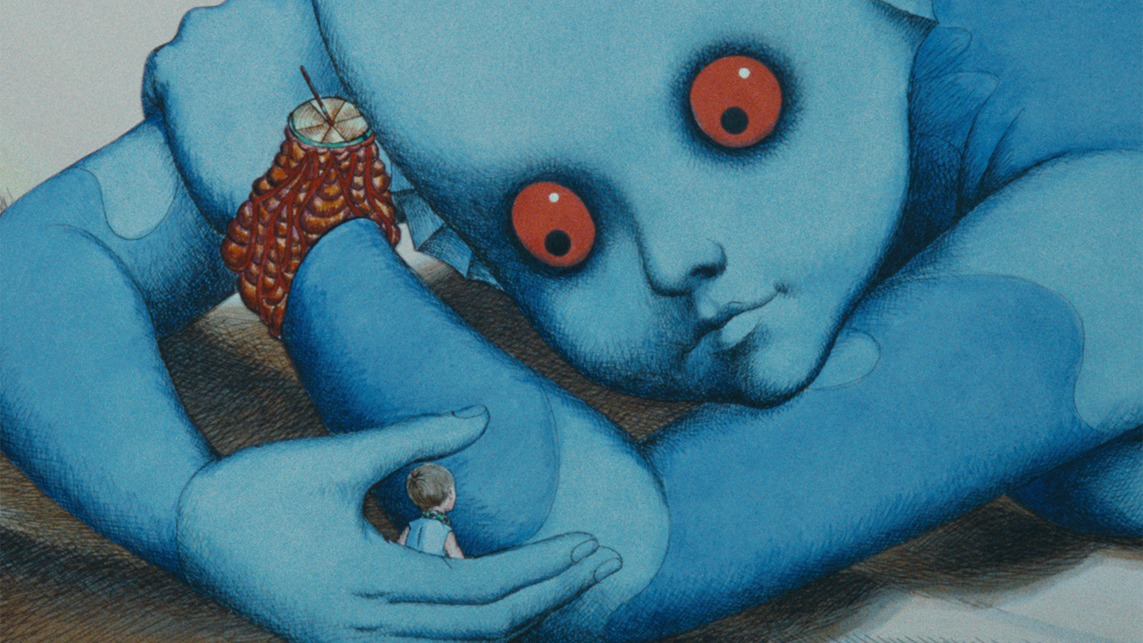 Fantastic Planet still stands as a unique vision of profound