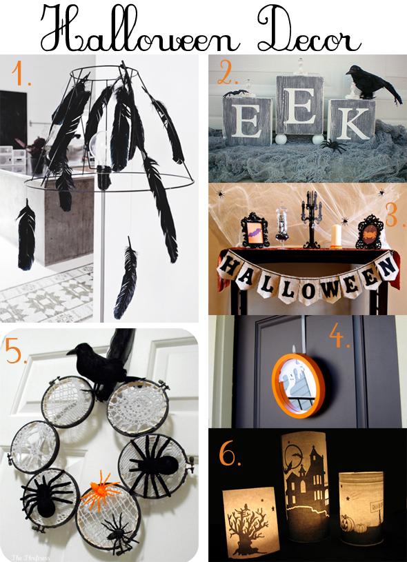 DIY Halloween Decor Ideas Indie Fixx