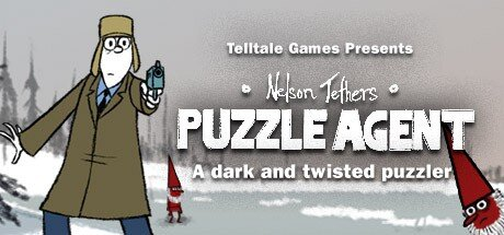 Nelson Tethers: Puzzle Agent - A Review of the new game from