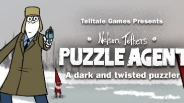 Nelson Tethers: Puzzle Agent  – A Review of the new game from Telltale