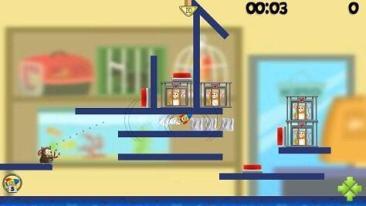 Hamster Attack - rocket