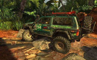Off-Road Drive Screenshot 5