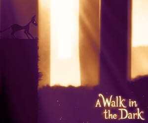 A Walk In the Dark - banner 300x250
