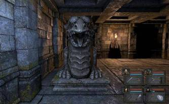 Legend of Grimrock Screenshot