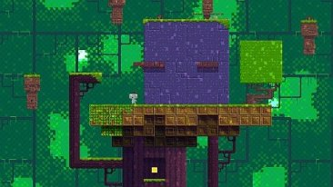 fez-forest screenshot