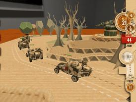 War In a Box: Paper Tanks - screenshot