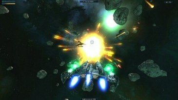 galaxy on fire 2 full hd - space combat