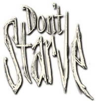 Don't Starve game - logo