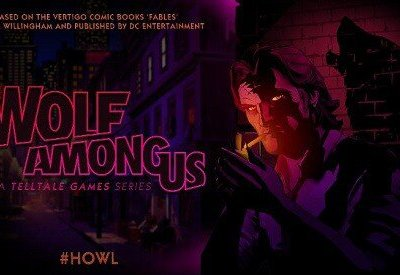 Wolf Among Us Announcement