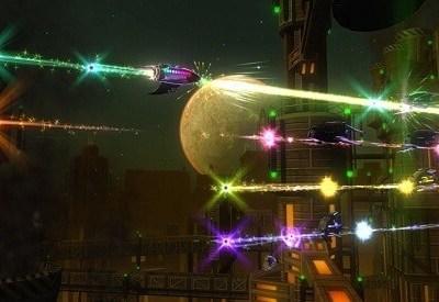 Retro Grade game screenshot 1
