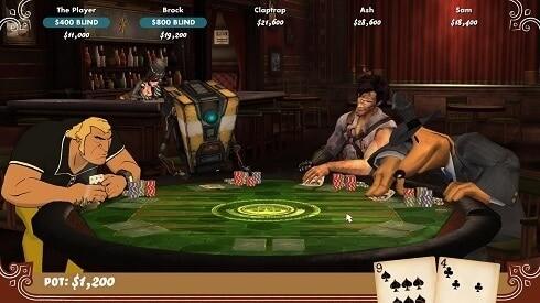 poker night 2 screenshot B