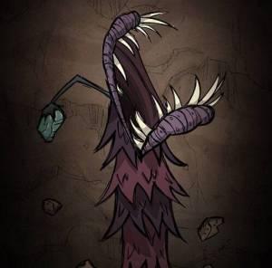 Don't Starve  depths worm