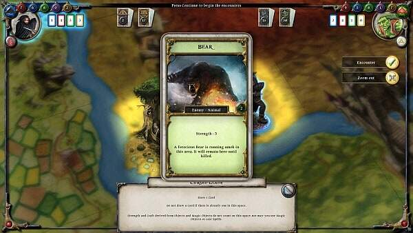 Talisman Digital Edition - screenshot - combat
