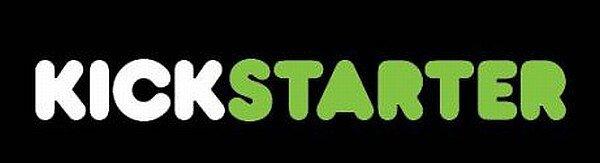 Kickstarter Logo - dark