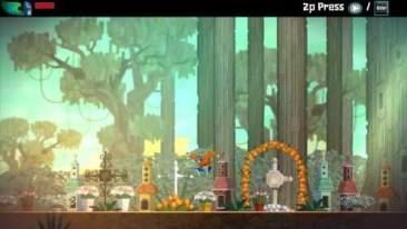 Guacamelee screen 4