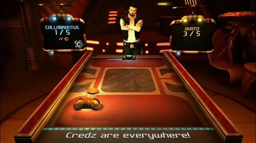 ShufflepuckCantinaDeluxe screenshot 1