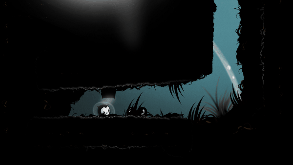 Vertigoo screenshot-dark tunnel