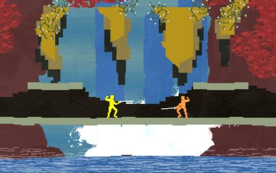nidhogg screenshot - lake