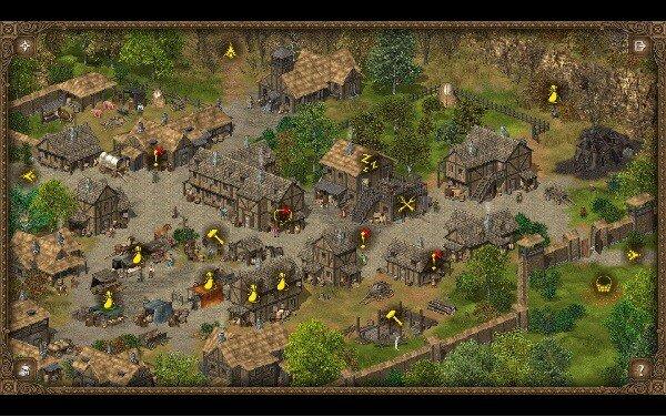 Hero of the Kingdom screenshot 1