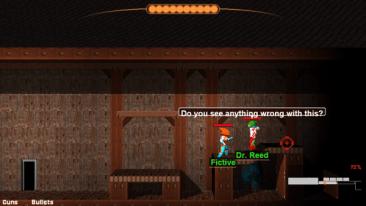 Humanity Asset screenshot - wood place