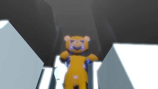 Master Reboot, teddy bear