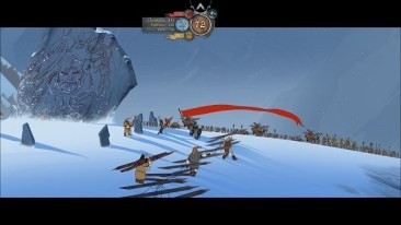 The Banner Saga (the long march)