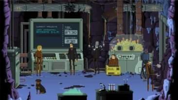 Gods Will Be Watching - laboratory screenshot