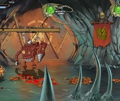 Dungeons: Eye of Draconus, boss fight