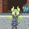 Koshinuke Rider fisticuffs