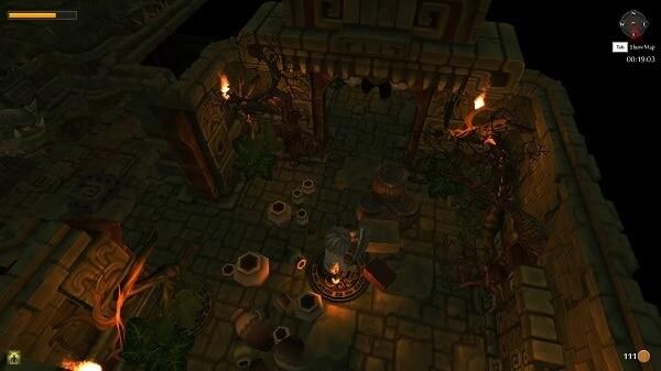 TinyKeep, an Ork temple