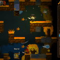 Vertical Drop Heroes game screenshot