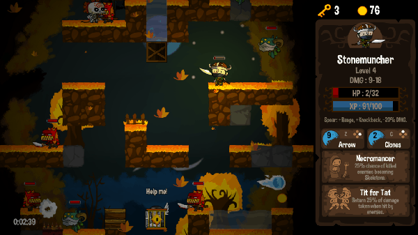 vertical_drop_heroes_hd_game_screen