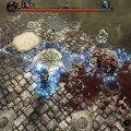 Deathtrap combat screenshot