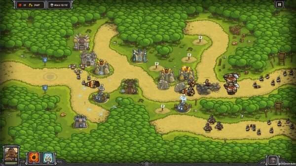 Kingdom Rush screenshot