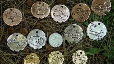 Cordial Minuet: amulets